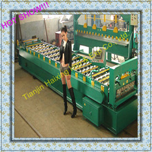 Hot sale roof and floor tile making machine