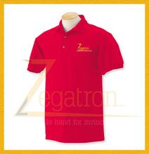 cheap v neck promotional t shirt polo