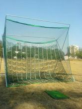 new style golf hitting net