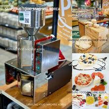 puffed rice cake machine, pop machine, rice cake making machine