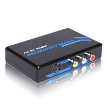 HDMI to Composite S-Video Converter / HDMI to AV CVBS Converte HDMI to RCA Converter