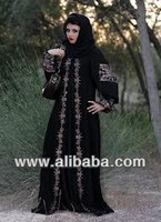 Embroidered Abaya Collection