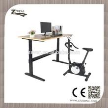 Fashion healthy comfortable cheap reception table design