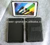 2 in 1 impact combo case for iPad Mini 2, PC+TPU with Kickstand