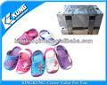 2014 eva sapato sandália sapatas da injeção do molde, eva moldes de sapatos