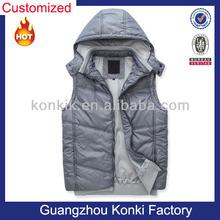 New design korean cotton waistcoat vest