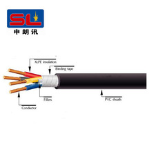 xlpe insulated lead sheath power cable