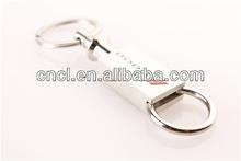 Fashion Zinc Alloy metal keyhole Holder and metal keychain
