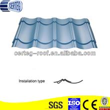 828 Model Corrugated Tile Roof Lightweight Steel