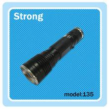 Power style Q5 Led zoom flashlight led police flashlight