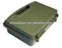 plastic hunting gun case
