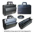 2014 nuevo diseñador de producto a prueba de agua de la pu de cuero para hombre documento maletín bolsos de mano