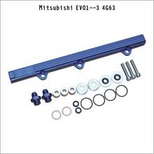 CNC Fuel rail kit for Mitsubishi EVO1--3 4G63