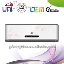 Hot sales1.5 horse 12000 btu power 2horse power wall split air conditioner