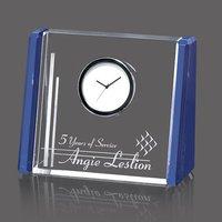 Latest Design crystal desktop clock