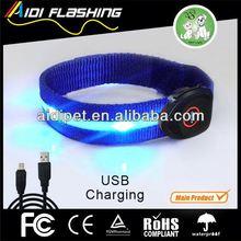 LED light up armband Sports safety leg bands / LED promotion leg band