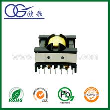 ETD29 horizontal audio transformer for wholesale,pin7+7