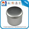 wax tin boxes / round tin gift box / custom tin box container