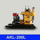 Hot selling drilling machine, AKL-200L soil investigation drilling rig