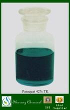 Pesticide Manufacturer High Quality Agrochemical Herbicide Paraquat Products: Paraquat 42% TK, Paraquat 200g/l SL