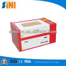 SIN-L530D mini laser engraving machine rabbit 40a40b