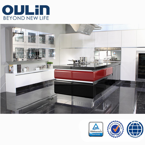 2014 modern kitchen unit design buy kitchen unit kitchen for Kitchen unit design