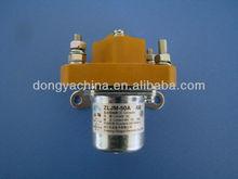 50 Ampere normal open dc contactor/seal type contactor
