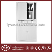 metal cabinet/ Best selling Manufacturer K-D Structure Cabinet/ microwave/fridge cabinet