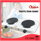 H-004L Electric Double Burner Stove hot plate china alibaba
