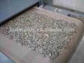 túnel de secado horno de microondas tostador de semillas de girasol