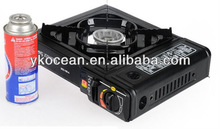 Camping Stove outdoor gas cooker with butane stove