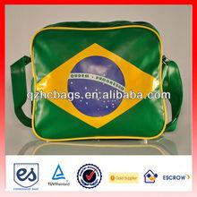 2014 New Style PU Brazilian Flag Bag