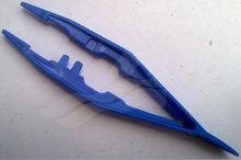 Disposable Plastic Tweezers 13CM