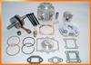 China Dirt Bike Accessories Pocket Bike Big Bore 3 Cylinder Kits