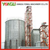 Professional steel grain silo manufacturers
