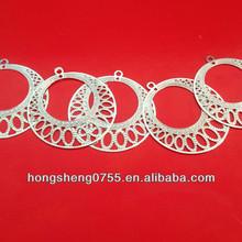 Fashionable copper ornament for fashion garment
