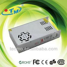Constant Voltage 12V 24V 48V 500W ac dc power supply with CE RoHS FCC