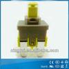 AC/ENEC CQC TUV cUL/SPDT 16A125V 2pin high quality push button foot switch