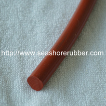 kinds of silicon sponge cords with all diameters
