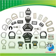 Aluminum safety belt extender