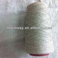 Itinerante de lino/de lino hilado para tejer/color de la naturaleza itinerante de lino