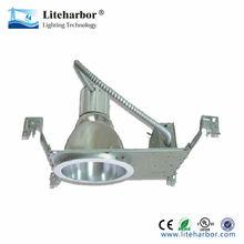 8 inch commercial economic incandescent recessed downlight