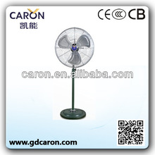 "high speed copper moter 20"" industrial stand fan"