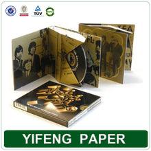 hot sale no quality discrepancy sleeve dvd box packaging gift box