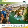 Lion Sculpture with Children Commercial Indoor Playground Equipment