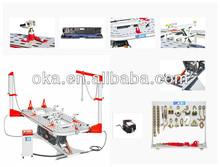 Oka M7E Car bench / frame machine/car chassis design