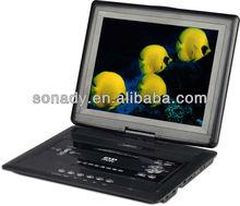 "Cheap 15"" LCD 3D TV Portable"