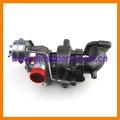 De montaje del turbocompresor para camioneta mitsubishi triton l200 pajero sport k74t 4d56 k94w 49135-02652 mr968080