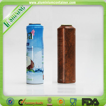 Customize Refillable Packaging Aerosol Spray Paint Can
