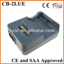 CB-2LTE universal digital camera li-ion battery charger 4.2V